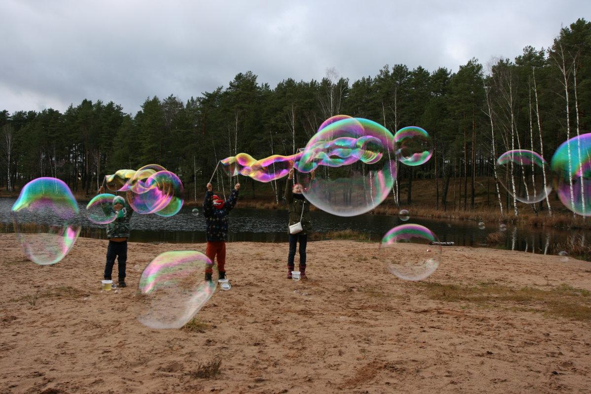 Burbuļu pūšanas instruments (33cm)